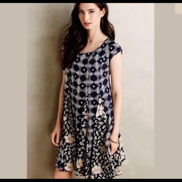 edd043faf3b Maeve Pleated Dress Size Medium Anthropologie